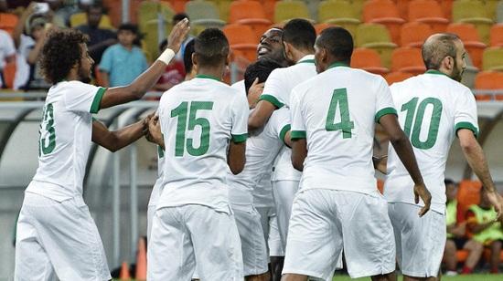 المنتخب السعودي يحجز مقعده في تصفيات المونديال وكأس آسيا