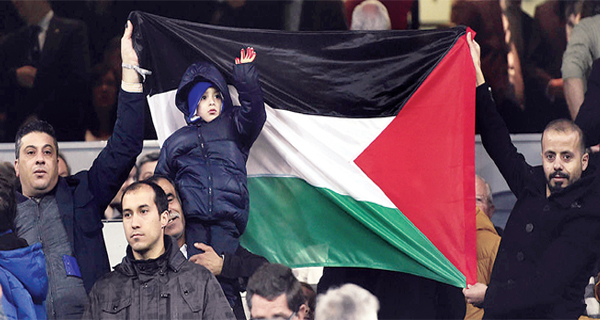الطفل أحمد دوابشة حضر مباراة ريال مدريد وإشبيلية