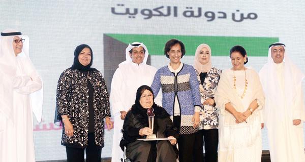 حفل الأم المثالية للإعاقات الذهنية: تكريم 10 كويتيات و5 خليجيات