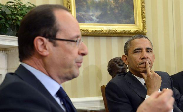 اجتماع «غير رسمي» بين أوباما وهولاند وميركل وكاميرون ..لبحث القضايا الكبرى