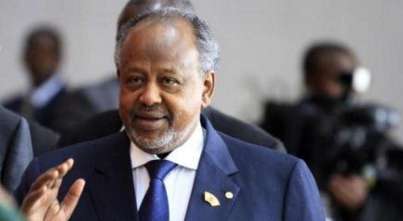 رئيس جيبوتي «إسماعيل عمر جيله» يفوز بولاية رئاسية رابعة
