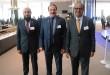 وفد البرلمان الكويتي المشارك في اللجنة الخليجية المعنية بتعزيز العلاقات مع البرلمان الأوروبي