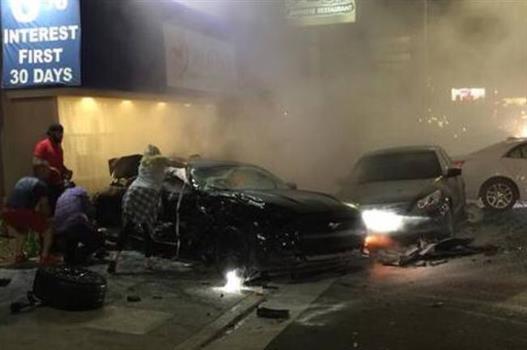 القنصلية الكويتية تكشف عن هوية المتوفي الثالث في حادث لوس أنجلوس