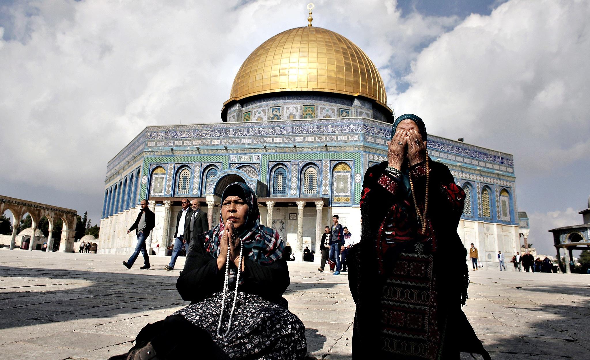بالصور رمضان في فلسطين العادات والتقاليد تقف في وجه الإحتلال