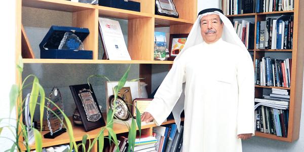 المهندس أحمد الجهيم: كنت أول طالب من الشعيبة يسافر إلى أمريكا