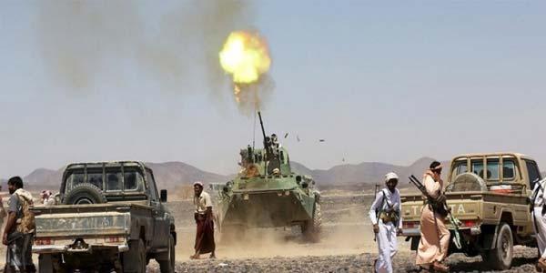 أعنف معارك في نهم شرقي صنعاء
