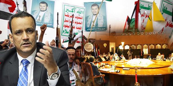 «انقلاب» جديد في صنعاء يطيح مشاورات الكويت