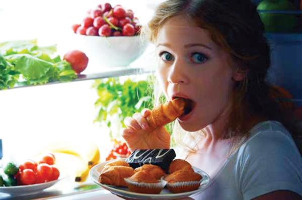 ما لا تعرفه عن وجبة العشاء وعلاقتها بزيادة الوزن