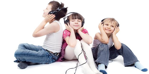 الموسيقى تزيد ذكاء الطفل