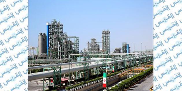تعاون إيراني ألماني في صناعة البتروكيماويات