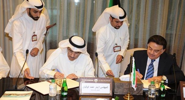 السكنية: عقد لإنشاء 640 شقة في مدينة جابر الأحمد