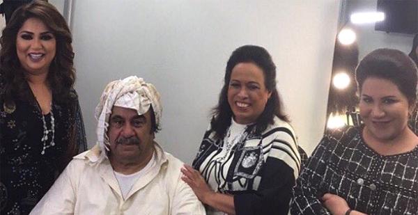 عبدالحسين عبد الرضا وحياة الفهد: نشتاق للمسرح
