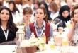 الكيلاني والزين والشارخ خلال الافتتاح  - تصوير حسني هلال