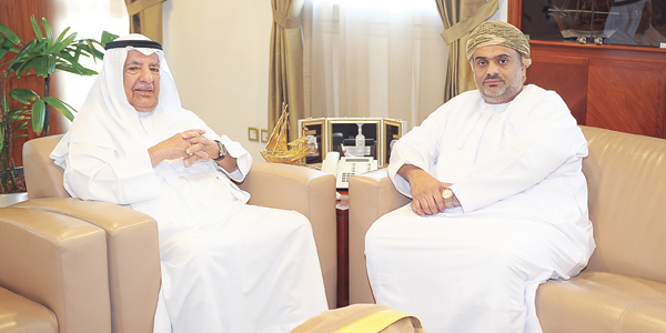 علي الغانم: شراكات بين شركات كويتية وعمانية