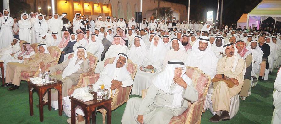 جانب من الحضور ..            تصوير عبدالصمد مصطفى