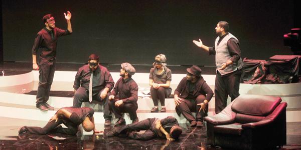 عبدالرسول: مهرجان المسرح يدعم إبداع الشباب