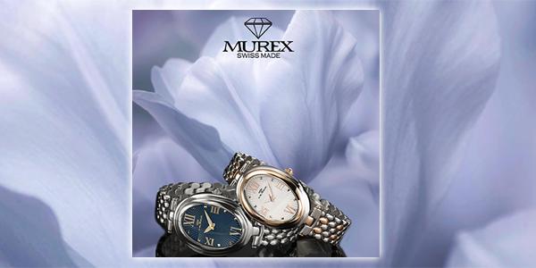 ساعات Murex إطلالة تعكس أنوثة فائقة 26022764