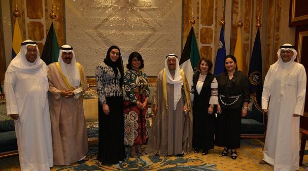 الأمير: مركز جابر الأحمد يبرز وجه الكويت الحضاري