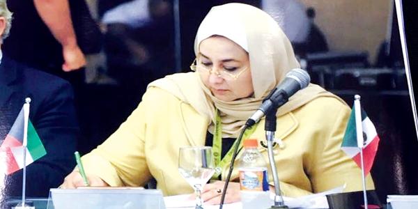 طبيبة كويتية في اجتماع عالمي لجراحي التجميل