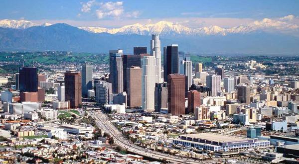 تفشي وباء الحصبة في لوس أنجلوس