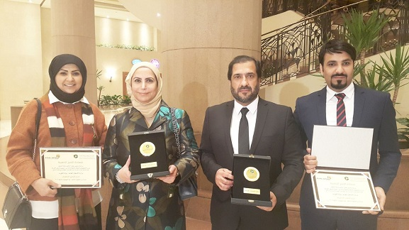 الكويت تحصد 3 جوائز في فعاليات درع الحكومة الذكية