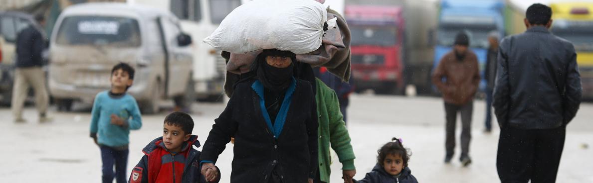 «الأمم المتحدة»: نزوح نحو 40 ألفا من حماة
