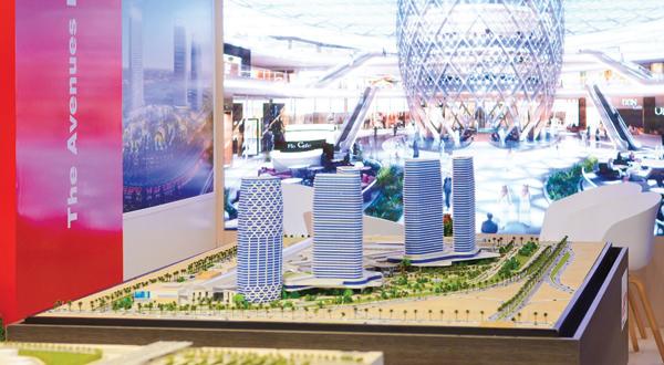«الأفنيوز - الرياض» ضمن أهم مشاريع «ميبيم» الدولي