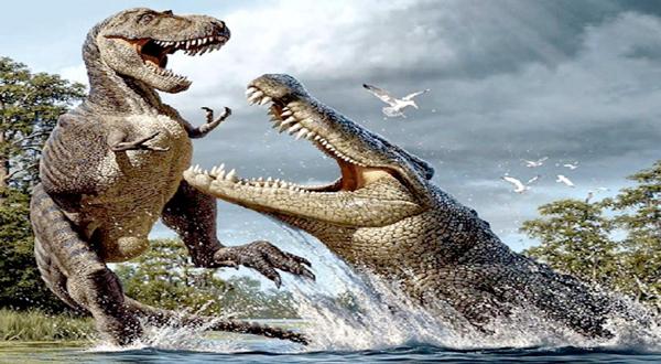 أسماء الديناصورات