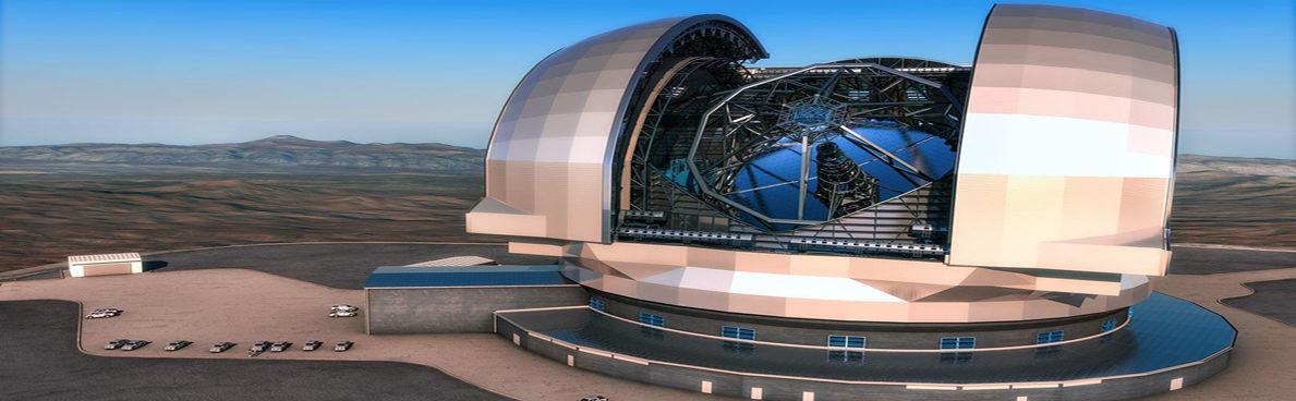 بدء إنشاء تلسكوب.. «سيغير فهمنا للكون»