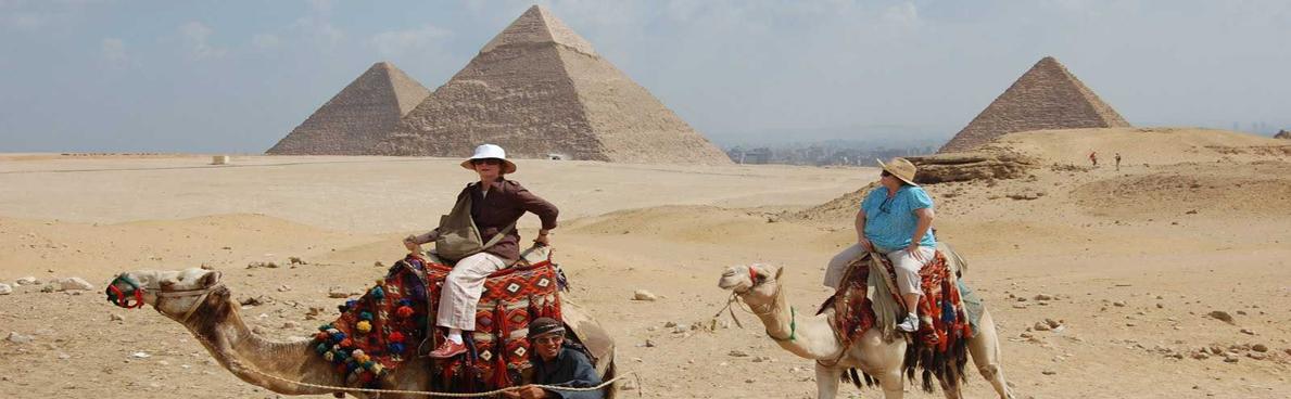 زيادة «ضخمة» بعدد السائحين الوافدين إلى مصر
