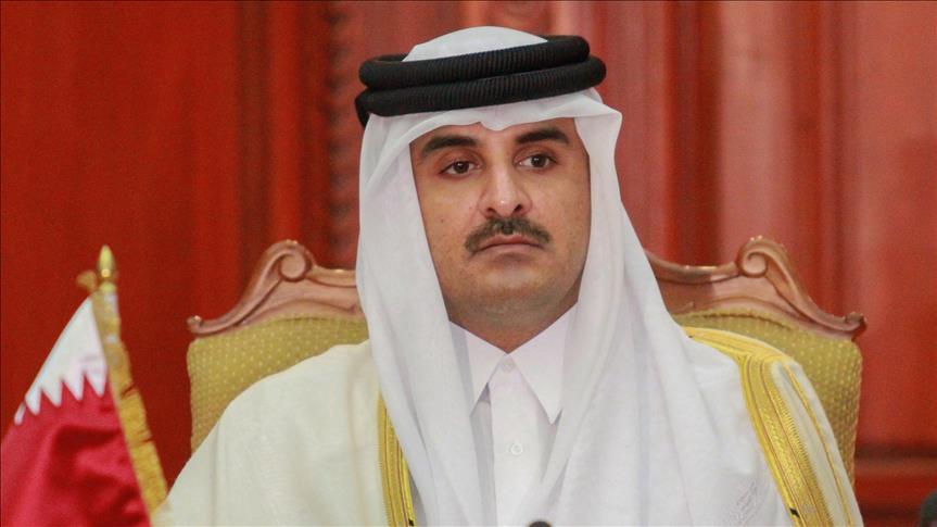 قطر تنفي صحة تصريحات منسوبة للأمير تميم بن حمد - القبس الإلكتروني
