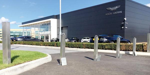 «أستون مارتن» تقلص خطط إنتاج أول سيارة كهربائية
