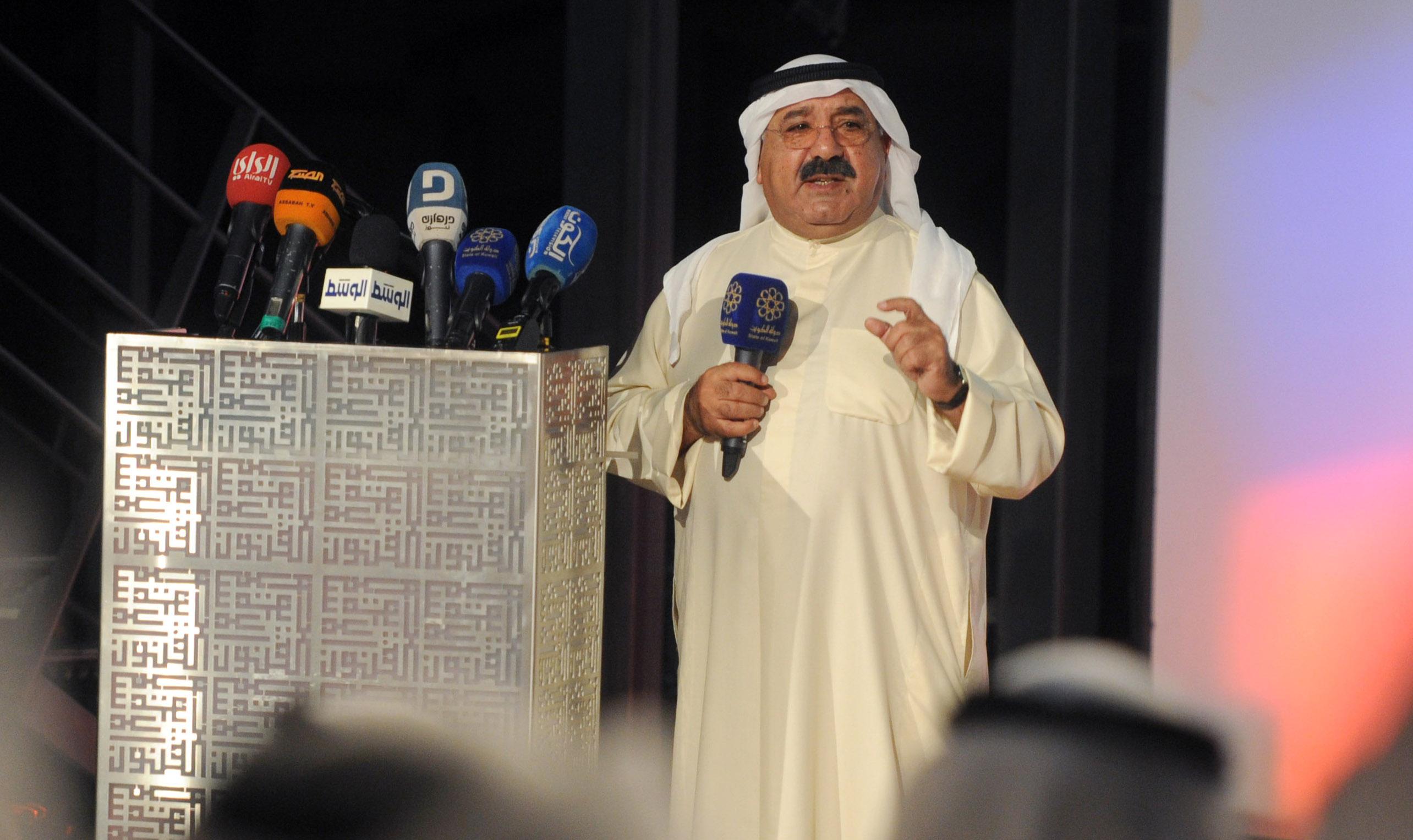 ناصر الصباح: مشروع  الجزر سيكون «الكويت الحقيقة»