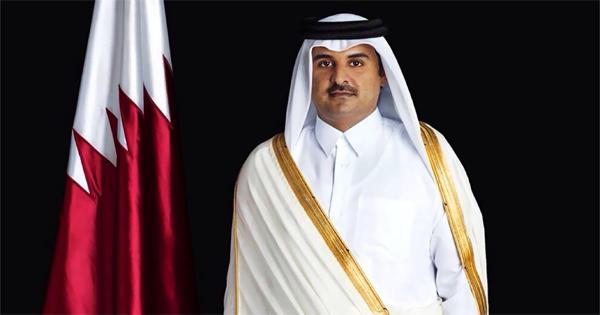 أمير قطر: ما يجري في الغوطة جرائم ضد الإنسانية