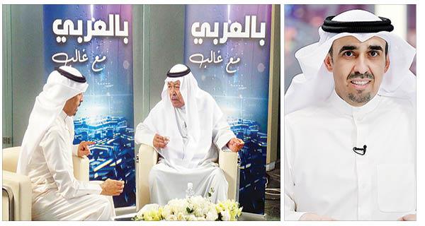 برنامج «بالعربي».. سقطة!