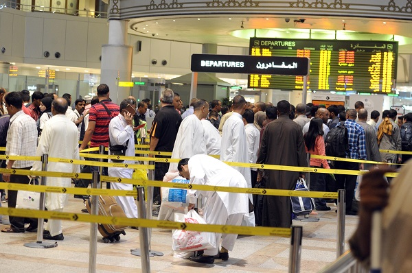 256 ألف مسافر عبروا مطار الكويت خلال عطلة العيد