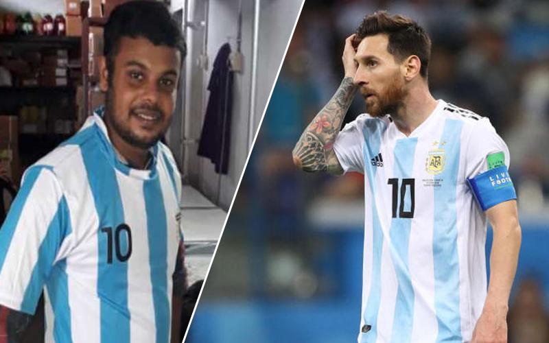انتحار هندي بسبب خسارة الأرجنتين وأداء ميسي السيئ