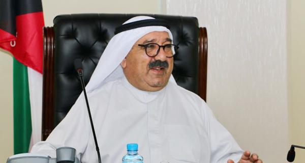 ناصر الصباح يهنئ القيادة السياسية بحلول عيد الأضحى