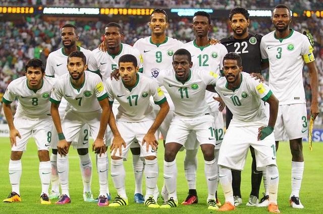 المنتخب السعودي يعلن قائمته النهائية لكأس العالم 2018