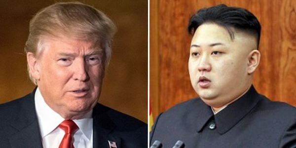 «القضاء على الأسلحة النووية» تعرض التكفل بقمة ترامب وكيم