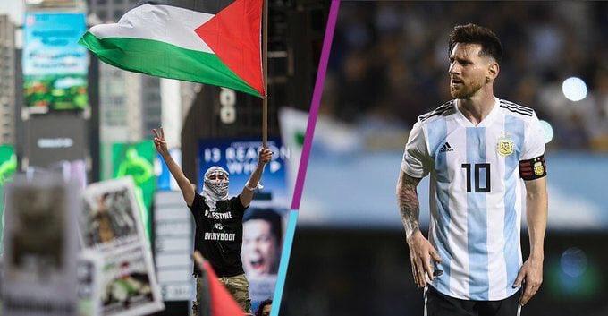 الكيان الصهيوني يتقدم بشكوى إلى «الفيفا» ضد فلسطين
