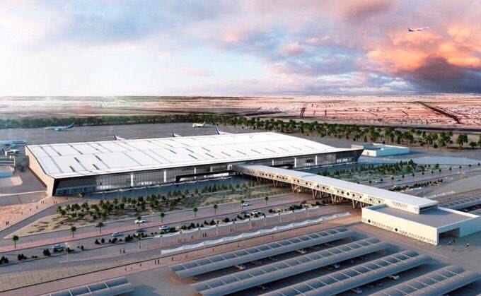افتتاح مبنى مطار «الكويتية» الجديد 8 أغسطس المقبل