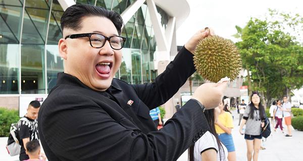 احتجاز  مقلّد زعيم كوريا الشمالية