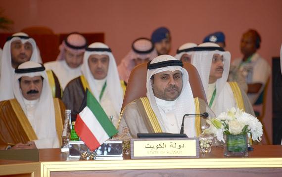 الجبري: الكويت إلى جانب السعودية ضد تهديد «الحوثي»