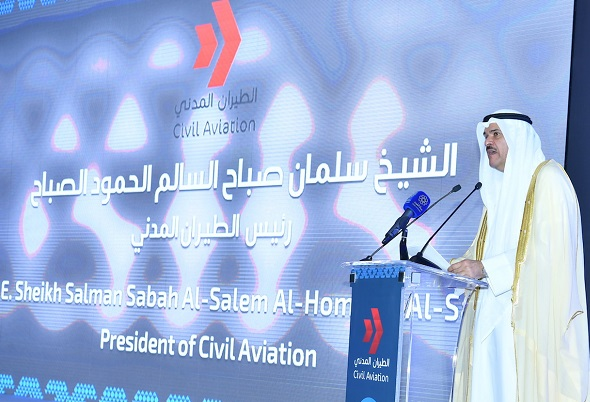 الحمود: لدينا عدة خطط لتطوير وتحديث منظومة النقل الجوي