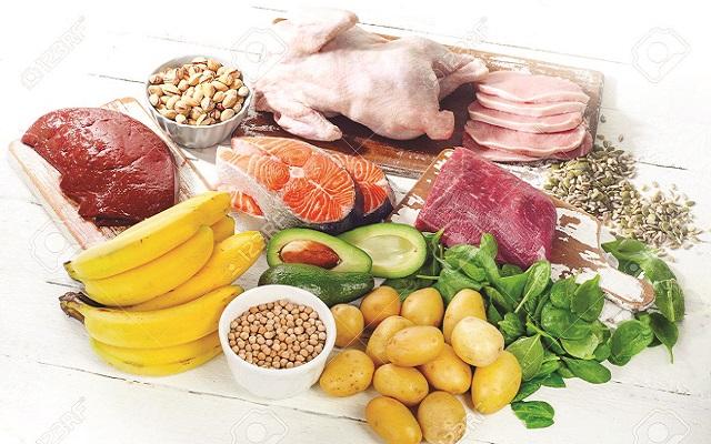 أعراض تدل على نقص فيتامين ب 6