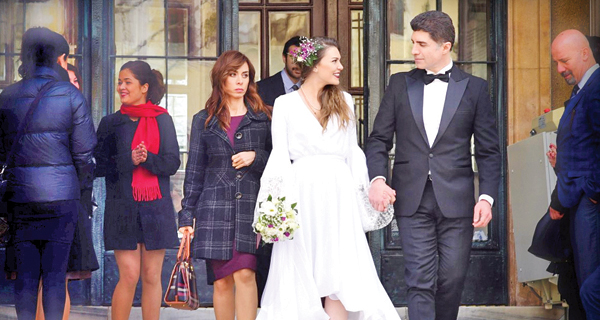 مسلسل «عروس إسطنبول» الصراع ما بين الحب والحقيقة