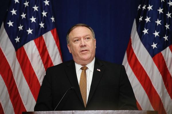 بومبيو: السعودية شريك مهم لأمريكا بمواجهة إيران