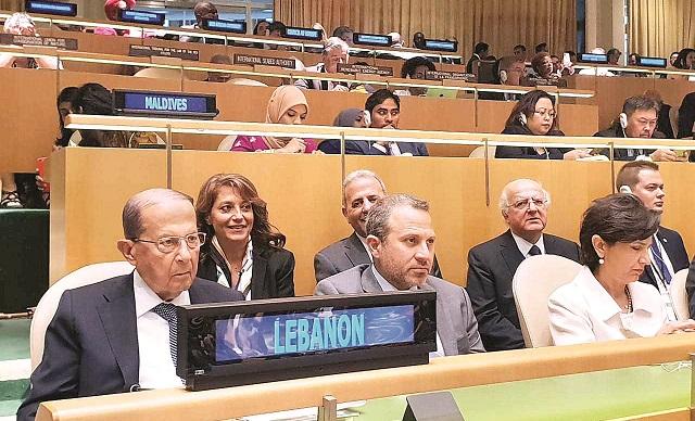 لبنان: سجالات حامية في البرلمان