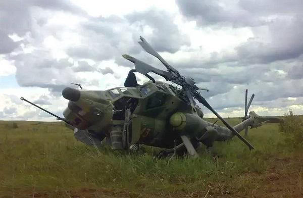 مقتل 5 في تحطم طائرة هليكوبتر.. في أفغانستان